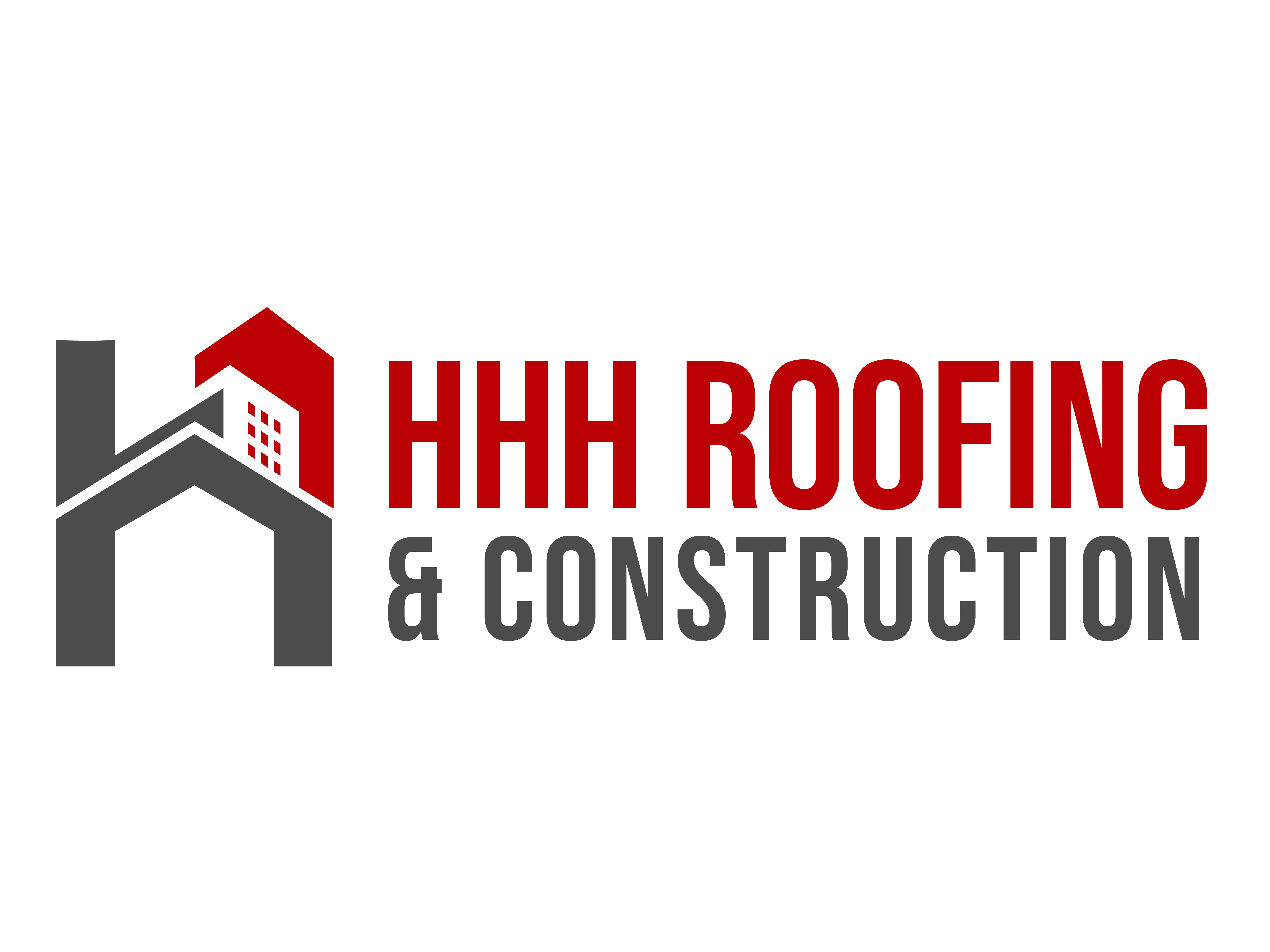 HHH Roofing Logo