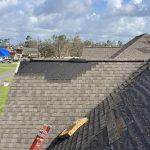 Louisiana Hurricane Storm Damage Roof