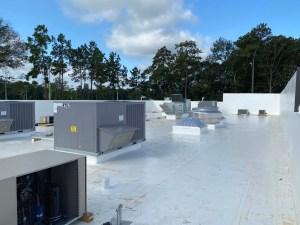 Duro-Last Roof Installation 60MIL 7-Eleven