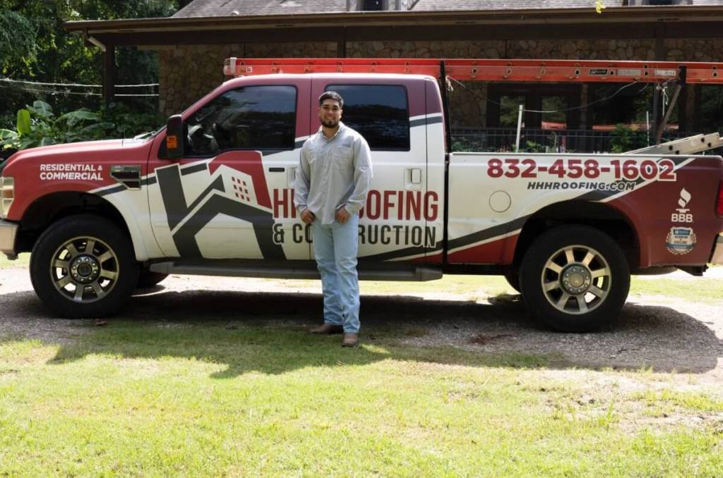 HHH Roofing Eric