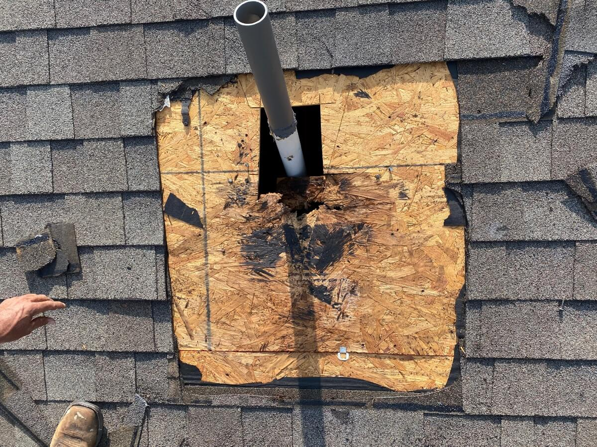 Rotten-Plywood-Roof